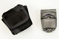 READ!!🔥 Olympus FL-LM3 Flash For OM-D E-M5 Mark II III E-M1 II PEN-F GX8 Camera