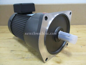 Sesame Motor Chip Auger G13V750U-3 1HP 3 Phase 230V/460V Ratio 1:3