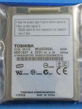 "1.8"" Toshiba MK6028GAL(HDD1807)  60 GB  4200 RPM  Hard Drive For HP mini 1000.."