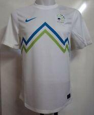 Adults Home Football Shirts (National Teams) 2012