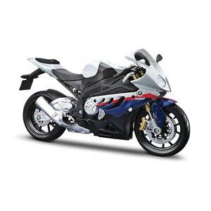 MAISTO 1:12 BMW S1000RR Sport MOTORCYCLE BIKE DIECAST MODEL TOY NEW IN BOX
