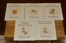 Beatrix Potter Book Collection (5 Books) From The Daily Telegraph