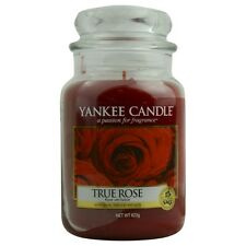 Yankee Candle True Rose Scented Large Jar 22 oz