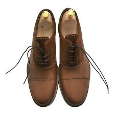 Paul Smith, Brown leather. Laszlo, Oxford shoes, UK 9.5
