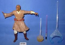 Star Wars 2002 MACE WINDU SWS 3.75 inch Figure COMPLETE