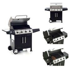 BARBECUE BARBEQUE BBQ 4 GAS GOLOSONE 4 A PIETRA LAVICA SM G43240 TOP-CLASS FOTO