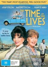 The Time Of Their Lives (DVD, 2017)