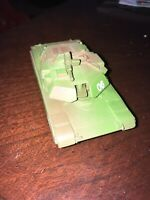 ERTL FORCE ONE M1 Abrams Tank  US ARMY 06 As Is! Missing Cannon & Tracks