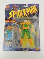 """Spider-Man Animated Action Figure Dr Octopus Marvel Toy Biz 1994 OPEN PACKAGE 5"""""""