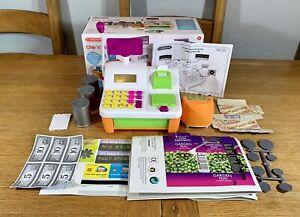 Casdon Chip N Pin Till Kids Toy Register Shopping Calculator Pretend Play