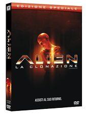 ALIEN LA CLONAZIONE - EDIZIONE SPECIALE (DVD) NUOVO, ITALIANO, ORIGINALE