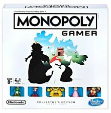 Monopoly Gamer Collector's Edition - Board Game - Brand New Sealed