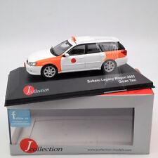 J Collection SUBARU Legacy Wagon Oman TAXI 2003 JC284 1/43 Toys Limited Edition