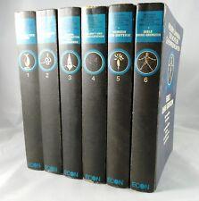 6 x Moderne Universalgeschichte der Geheimwissenschaften - komplett Bücherpaket