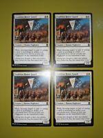 Coalition Honor Guard x4 Eternal Masters 4x Playset Magic the Gathering MTG