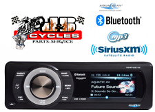Aquatic AV Direct Fit SiriusXM Harley-Davidson Stereo AQ-MP-5UBT-HS 1998-2013