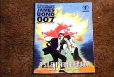 James Bond 007 Silent Armageddon #1 Comic Book Graphic Novel Vf/Nm