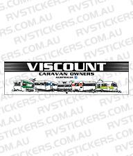 VISCOUNT CARAVAN OWNERS AUSTRALIA 2017