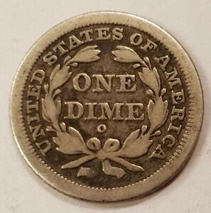 USA • 1841 O • Liberty Dime