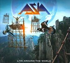 Live Around the World [Digipak] by Asia (Rock) (CD, Jul-2010, 2 Discs,...