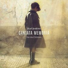 BRYN TERFEL/FINCH,CATRIN/+ - CANTATA MEMORIA-FOR THE CHILDREN   CD NEUF