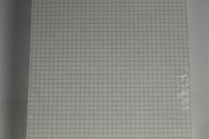 225x178mm Graph Paper 5mm Squares Double Sided 500 Sheet Ream
