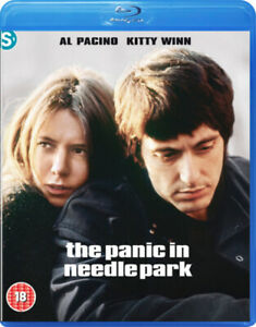 The Panic in Needle Park (1971) [18] Blu-ray