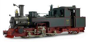 Accucraft  AL87-012  Sächsische IIIK, Live Steam, Spur G, Spurweite 32 und 45 mm