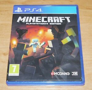Minecraft Game for Sony PS4 Playstation 4