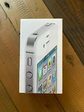 Apple iPhone 4s - 32gb-blanco-Ios 5-nuevo & soldado - (pieza rara)