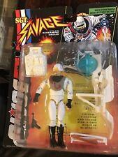 GI Joe Sgt. Savage  Artic Stormtrooper - Jungle Camo D-Day MOC Figures New 1995