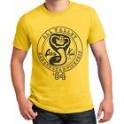 Cobra Kai Karate Kid T-shirt Halloween Costume Shirts Adult Kid baby cosplay