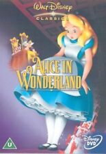 Disney's Alice in Wonderland (DVD, 2003) Brand new and sealed