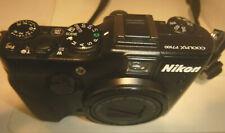 Nikon COOLPIX P7100 10.1 MP Digitalkamera - Schwarz