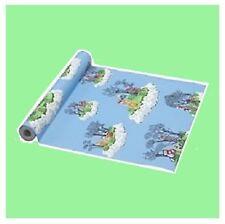IKEA Glodande Wall Paper,1 Roll(5Roll Ship<$19)Sky Island Blue 33' Limited Ed