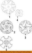 TOYOTA OEM 95-96 Tercel Wheels-Wheel Cover 4260216060