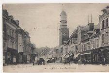 France, Doullens, Rue du Bourg Postcard, B275
