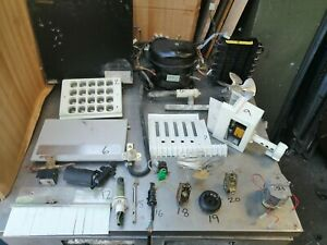 """NO245 CARROTTI CB18A  ICE MACHINE SPARES """"MAKE OFFER ON WHICH PART YOU WANT"""""""