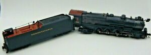 Broadway Limited HO Scale Pennsylvania 6798 Electric Train, For Parts or Repair