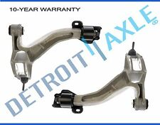 2003-2011 Lincoln Town Car Pair Front Lower Control Arm and Ball Joint