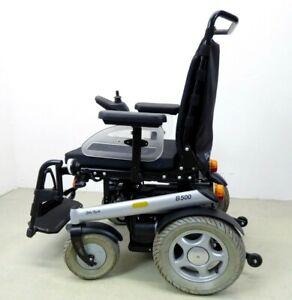 Otto Bock B500 Elektrorollstuhl Sitzbreite 44 cm mit neuen Akkus Rollstuhl A5156