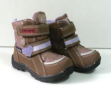 Schmale Schuhe für Mädchen aus Synthetik mit Klettverschluss