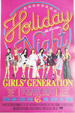 SNSD GIRLS' GENERATION - Holiday Night [Holiday ver.] OFFICIAL POSTER