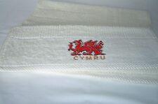 Wales/Welsh Dragon Kitchen Hand Towel.