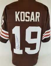 7f7c30fd3 Bernie Kosar Signed Cleveland Browns Jersey (JSA COA) 2xPro Bowl Q.B.