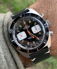 Orologio Watch Emperor Sub Chronograph Valjoux 7733 Vintage Swiss Made