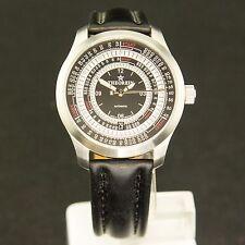 Theorein Herren Uhr mit Datum Tachymeter und Automatik Werk Unitas 2824-2 NEU