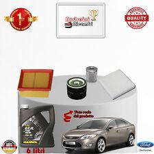 Mantenimiento Filtros + Aceite Ford Mondeo IV 2.0 Gpl 107KW 145CV de 2011- >