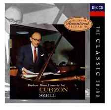 Piano Concerto No.1 by Curzon, L.S.O and Szell (1996) - Import MINT CD FAST