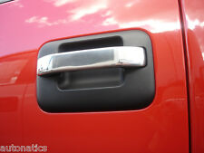 FORD F-150 SUPER CREW TRUCK 2004 - 2011 TFP CHROME DOOR HANDLE COVER LEVER